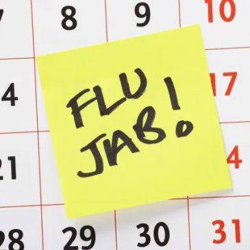get flu jab